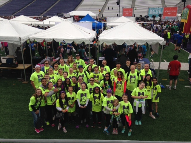 Rally for Rylee Team